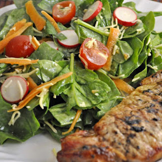 Grilled Pork Chop Salad Recipes