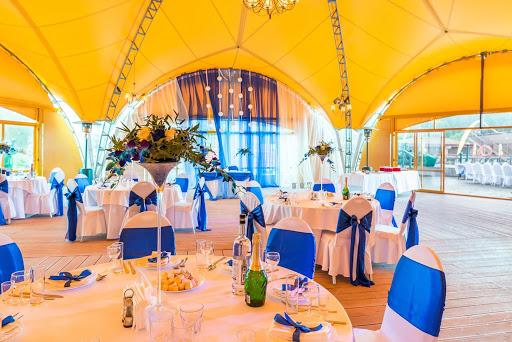 Банкетный зал «Шестигранник» в Малибу для свадьбы 2