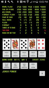 Joker Poker - náhled