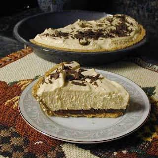 Weight Watchers Chocolate Chip Peanut Butter Pie.