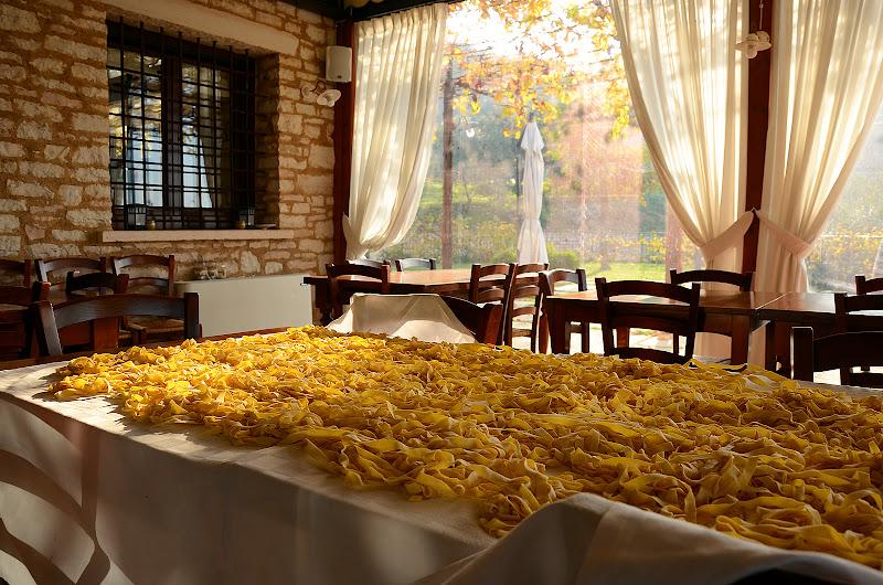 Tagliatelle fresche fresche di nicoletta lindor