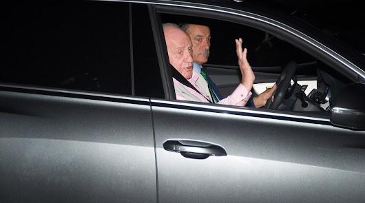 Juan Carlos I se va de España: comunica a Felipe VI su traslado al extranjero