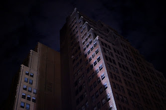 """Photo: """"Gotham...""""  Midtown, New York City  View the writing that accompanies this post here at this link on Google Plus:  https://plus.google.com/108527329601014444443/posts/SwMHvXoL5QJ  View more New York City photography by Vivienne Gucwa here:  http://nythroughthelens.com/"""