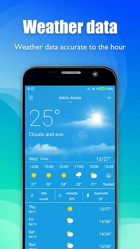 Daily Weather screenshot 1