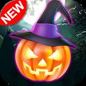 Halloween Games 2 - fun puzzle games offline games icon