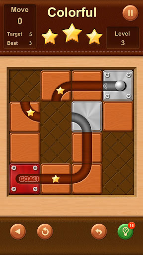 Unblock Ball: Slide Puzzle 1.15.202 screenshots 7
