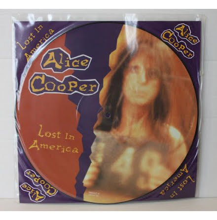 Alice Cooper - Lost In America - Picture Disc