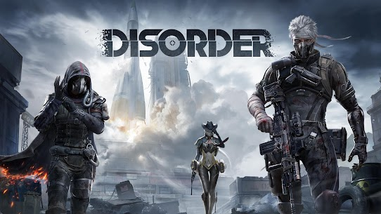 Disorder MOD APK (Unlimited Money) 1