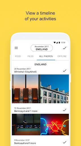 Yandex.Disk 3.76 screenshots 3