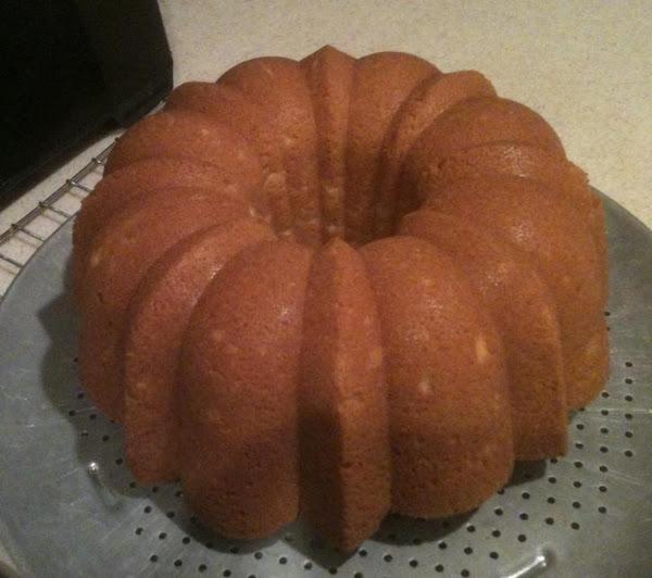 Lemon-buttermilk Pound Cake Recipe
