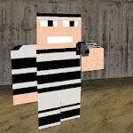 Blocks Jailbreak Robbers n Cops Icon