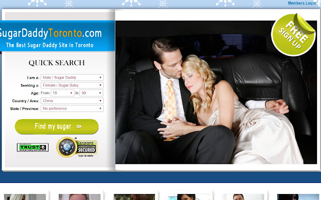 Best Sugar Baby dating site in Vancouver