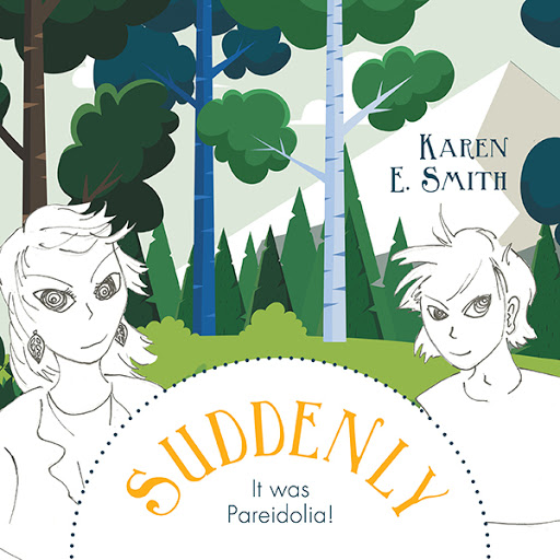Suddenly, It was Pareidolia! cover
