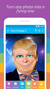 Face Changer 2 Screenshot