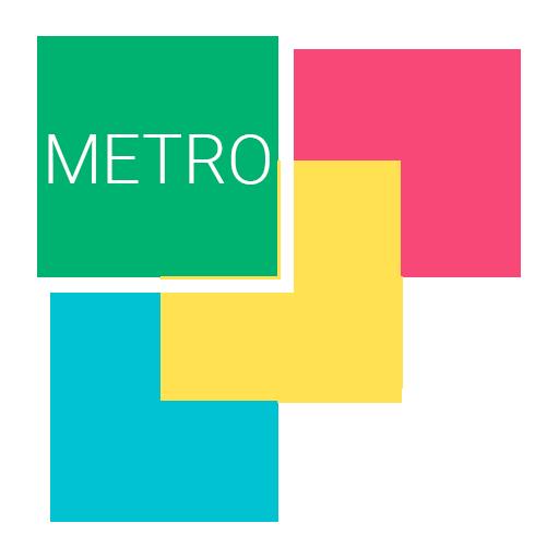 Metro-UI EMUI 5.0 & EMUI 8.0 Theme