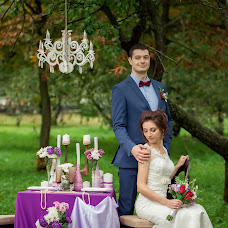 Wedding photographer Irina Kolosova (Kolosova). Photo of 29.09.2016