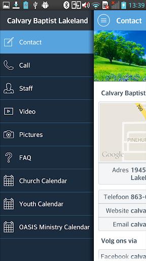 Calvary Baptist Lakeland