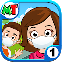 My Town: Home DollHouse - New Kids play house game icon