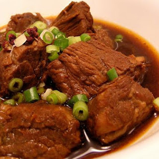 Braised Anise Beef