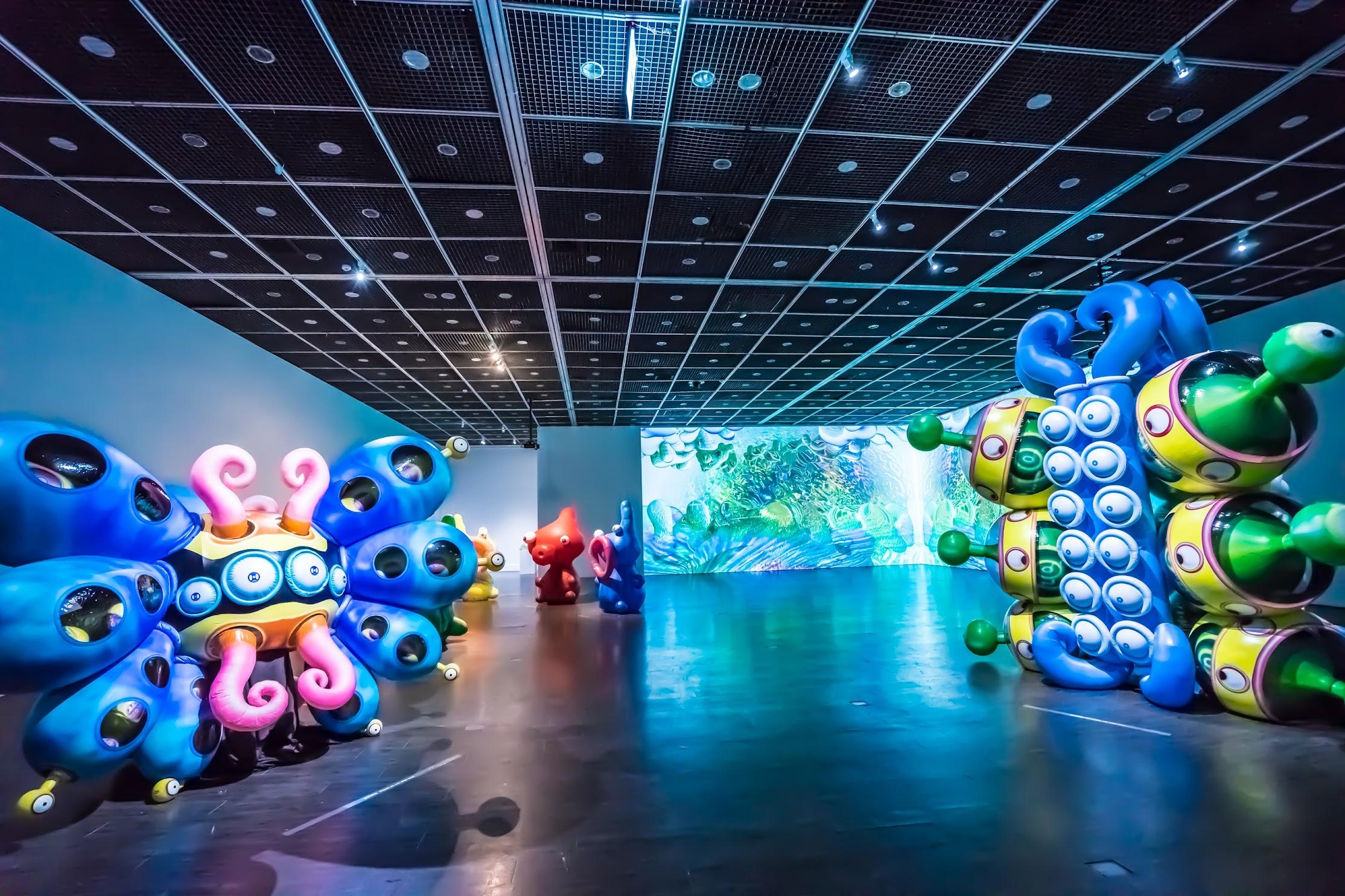 Museum Contemporary Art, Taipei (MOCA Taipei)3