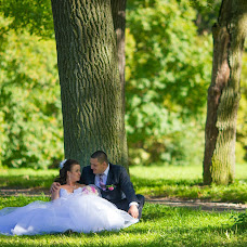 Wedding photographer Lyubasha Melnikova (lubasha2912). Photo of 21.09.2013