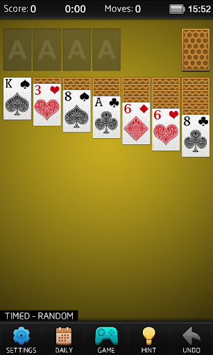 Solitaire 2.4 screenshots 3