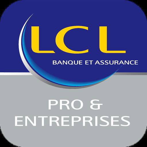 Pro & Entreprises LCL Icon