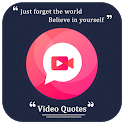 Video Quotes Maker With Music - Quotes Video Maker icon