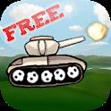 Airplane Tank Attack Game Free icon