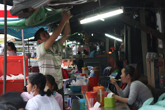 Photo: Year 2 Day 35 - The Night Food Market