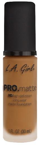 Bases La Girl Pro Matte 679 Warm Sienna
