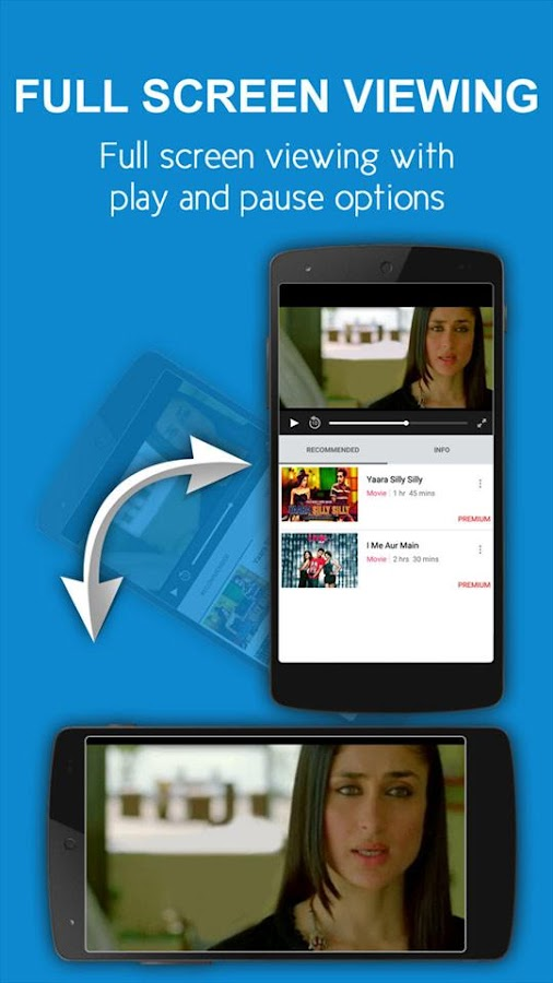 nexGTv HD:Mobile TV, Live TV- screenshot