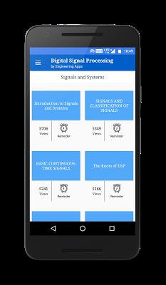 Digital Signal Processing - screenshot