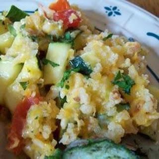 Zucchini Herb Casserole