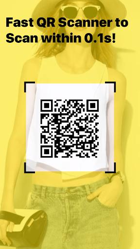 QR Code Reader & Barcode Scanner screenshots 1
