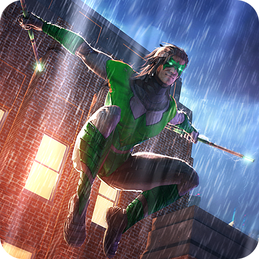 Super Hero Mutant Battle