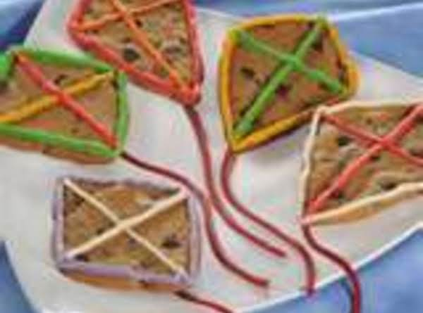 Kite Cookies Recipe