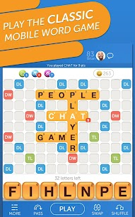 Words with Friends Classic: Word Puzzle Challenge 4