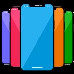 Pure Solid Color Wallpaper - Gradient Backgrounds 3.4.0