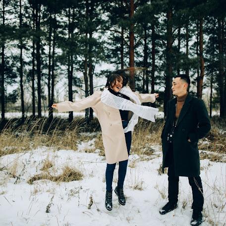 Wedding photographer Chingis Duanbekov (ChingisDuanbeko). Photo of 17.02.2018