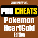 Pro Cheats: Pokemon HeartGold icon