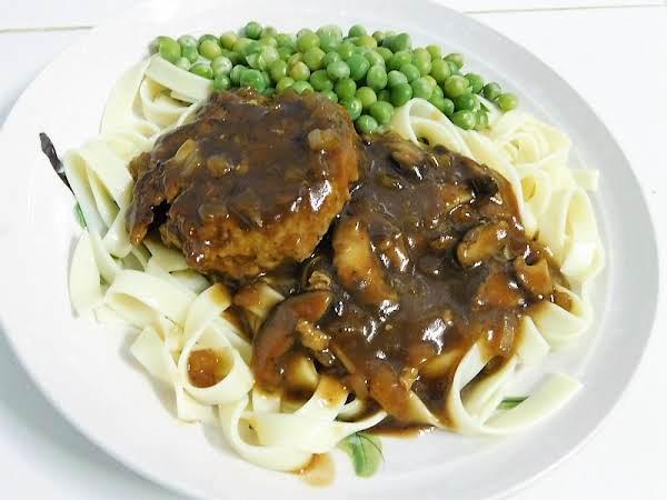 Basic Salisbury Steak Recipe