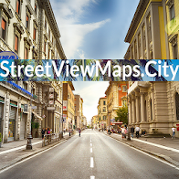 Street View Maps .City