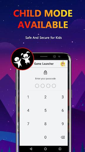 Game Launcher - 1000+ لعبة فورية ، لقطات شاشة للألعاب المصغرة 4