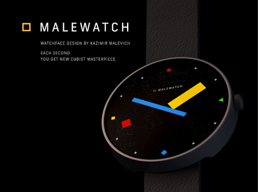 Malewatch Watch Face