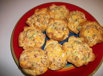 Kat's Bacon & Cheese Cups