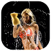 Screen Washer Girl Walllpaper icon