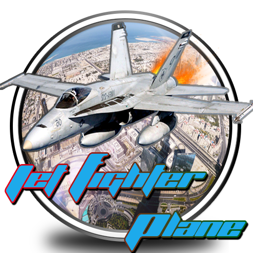 Fly F18 Jet Fighter Airplane 3D Game Attack Free (game)