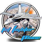 Fly F18 Jet Fighter Airplane 3D Game Attack Free Icon
