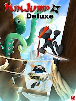 Screenshot of NinJump Deluxe